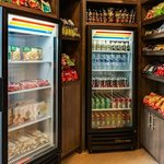 Enjoy a snack from our Suite Shoppe!