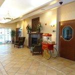 lobby...very nice