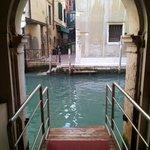 Canal entrance.. Amazing