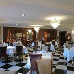 Agatha restaurant