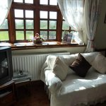 Enjoy country views from the comfort of your room