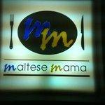 Sign of Maltese Mama