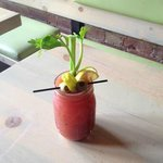 Slope and Hatch Bloody Mary