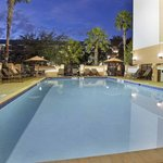 Enjoy our outdoor heated pool