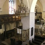 Pulpit Viewed From The Gallerry