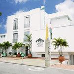 FACHADA HOTEL IMBANACO CALI