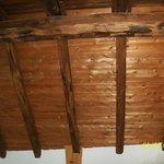 il tetto della camera