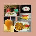 """Diner by """"KUNG Reatauant"""" . Very good !"""