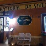 Trattoria Da Sandro entrance