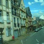 Centre Historique de Vannes: Francia: casa con tralicci