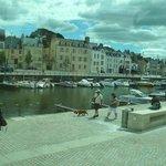 Centre Historique de Vannes: Francia: case d'epoca sul porto