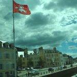 Centre Historique de Vannes: Francia: bandiera e case