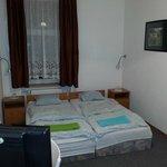 Widok na pokój hotelowy