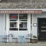 Steveston Coffee storefront