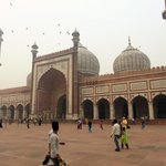 India's most well known and important mosque