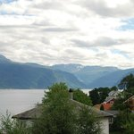 Fjords view from the room