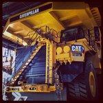 Cat machinery.