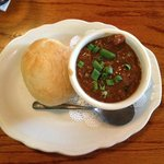 Duck and Sausage Gumbo