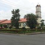 church in la fortuna