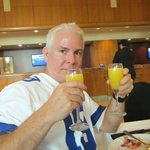 Bottomless Mimosas- Thanksgiving Brunch