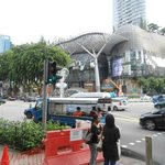 1 minute from hotel Orchard road shopping malls