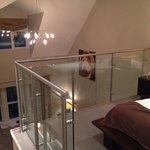 Mezzanine suite bedroom