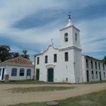 Igreja Nossa Senhora das Dores Parati/RJ