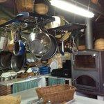 Wonderful Summer Kitchen
