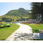 The only motel on the family friendly Pilot Bay side of Mt Maunganui