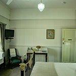 Edwardian Suite Room Size