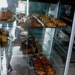 Tico Panaderia display case