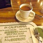 Coffee in California.