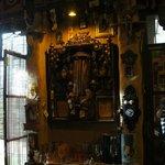 El altar a San Antonio