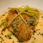 Ginger Crusted Onaga