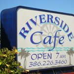 Riverside Cafe, Holly Hill, FL