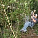 Zip lining/Canopy tour