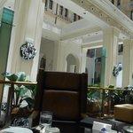 Hotel lobby/bar/dining