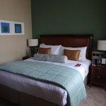 One Bedroom Suite bedroom - Bell Suite