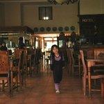 Amira di Lobby Hotel Miki