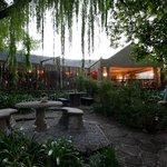 Hands On Retreat Garden and Fresh Fine Foods Restaurant