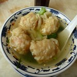 Meine Lieblings Garnelen Suppe