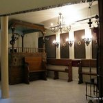 Synagogue of Patras in the Jewish Museum of Athens
