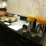 Buffet du matin