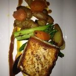 Catch of the day - Pan Seared Halibut