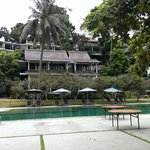 The other pool at Tirta Wing