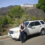 На Голливудских холмах