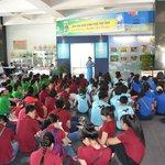 Уроки истории для вьетнамских школьников прямо в музее (85482211)