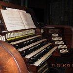 The powerful organ