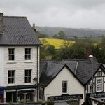 Hay town is renowned for its bookshops and antique shops