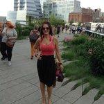 Highline NYC.